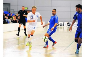 Grimsby futsal and its England connection