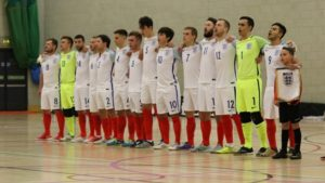 England's Futsal team will head to China in June for a four nation tournament