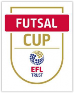 Grimsby Town Futsal head to Birmingham this week to compete in the second group stage round of the EFL National Futsal Cup.