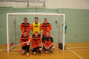 Franklin College show why they are Premier League title favourites