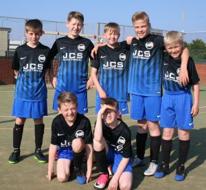 Holton Le Clay Boys record first league win with resounding win over rivals YMCA Dragons. More pictures Grimsby Junior League Facebook Page.