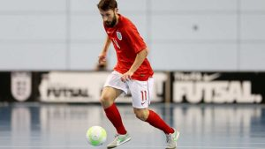 England's Futsal team make storming start to Four Nation Tournament