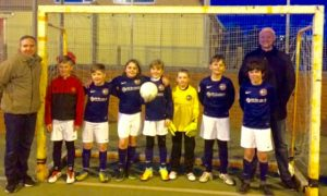 Healing Hotspur's win Under 10/11s Futsal League