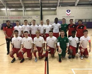 From Novartis to Loughborough University via GTFC Futsal Scholarship