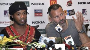 Ryan Giggs set to defend his Indian futsal Premier League title