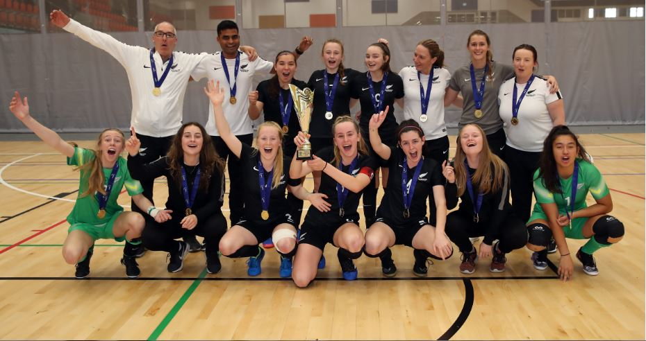 New Zealand ladies qualify for 2018 Youth Olympic Games in Buenos Aire, whilst UK players miss out as we wrangle over entering individual nations