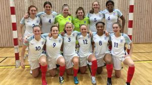 The FA England Women's deaf Futsal squad secure their spot at next year's Euro Finals