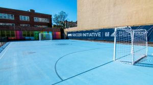New York to build 50 futsal courts plus more from 4:4:2 magazine