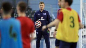 ENGLAND FUTSAL HEAD COACH MIKE SKUBALA HAS NAMED HIS SQUAD FOR APRIL TRIP TO TBILISI