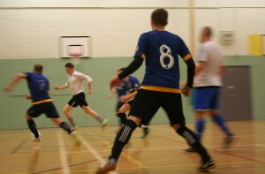 Wednesday senior league has spaces for 2 new teams if you are up for challenge