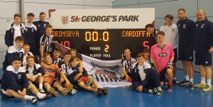 Tom McGrath analyses the outstanding achievement of the Grimsby Town Sports & Education Trust Futsal Team throughout the 17/18 season.