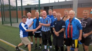 Plus 50 and want to stay fit and lose weight (hopefully)? Come and join Corinthians at Bradley Sports Center - Every TUESDAY 11 a.m.