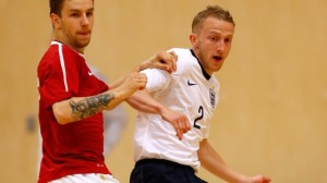 Ex Grimsby Futsal League player Ben Mortlock back in an England squad after long injury break.