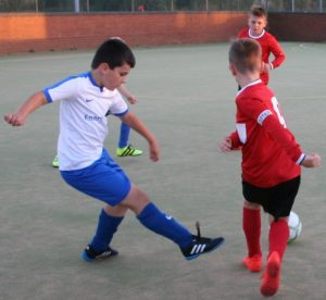 Grimsby Borough Colts & Grimsby United deliver a game beyond their years