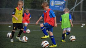 Junior Under 10 Futsal  Coaching - Spaces at YMCA ; Grimsby. Book Now!