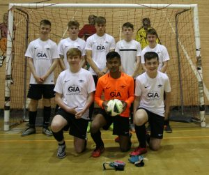 Diamonds continue to glitter as they retain under 17s league title & £75 Football Stuff voucher