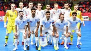 THERE WAS A WIN, DRAW AND DEFEAT FOR ENGLAND'S FUTSAL LIONS AT THAILAND TOURNAMENT
