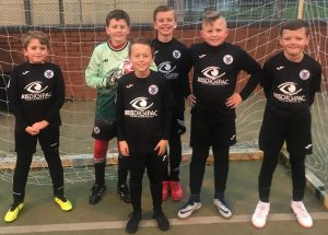 Synergy; Grimsby Borough & Immingham Pilgrims team pics from Monday night U11 league