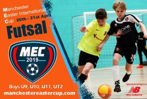 Manchester Youth Tournament 20th -21st April 2019