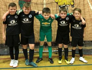 Monday Night Under 10/11z Champions League teams deliver a futsal treat