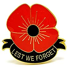 Just a thought for consideration as we get closer to Armistices day.