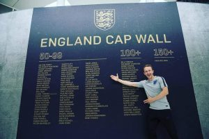 Grimsby born futsal player Ben Mortlock name in lights