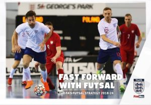 The English Football Association have delivered a huge week for Futsal development, awareness and promotion in the UK