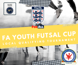East Riding County FA Level 1 Futsal Coaching - Take note that East Riding sessions are usually closer and quicker to get to than most Lincolnshire County FA sessions