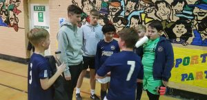 Healing Hotspur Dou Show Great Initiative Mixing Futsal Coaching with Duke of Edinburgh Award Scheme