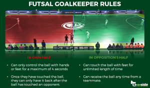 Sheffield University Study - 'Playing with a 'flyer' keeper'