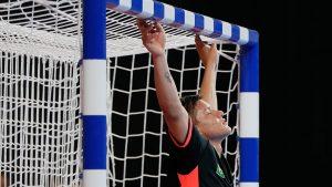 Andy Reading talks us through goalkeeping in futsal