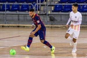 Futsal Has Shaped Spanish Soccer; Now It's Ready To Evolve In England