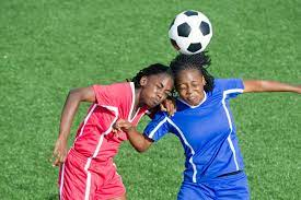 Girls are in more Danger than Boys from Heading a Football says large USA study.  No study done on Futsal but fact ball is seldom headed must make it the game for Girls?