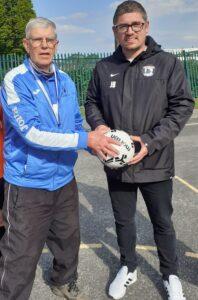 Seven Seas u13s - Winners of weekly Grimsby Futsal League Mini Futsal Tournament