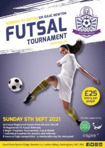 This was a Great Tournament last time, this time organisers have added a Ladies competition!