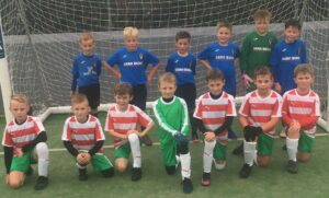 First u10s playing futsal - Want to start your team playing?